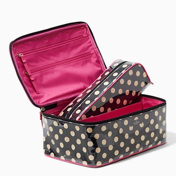 kate spade Handbags - Kate Spade New York Colin Rose Avenue Polka Dot